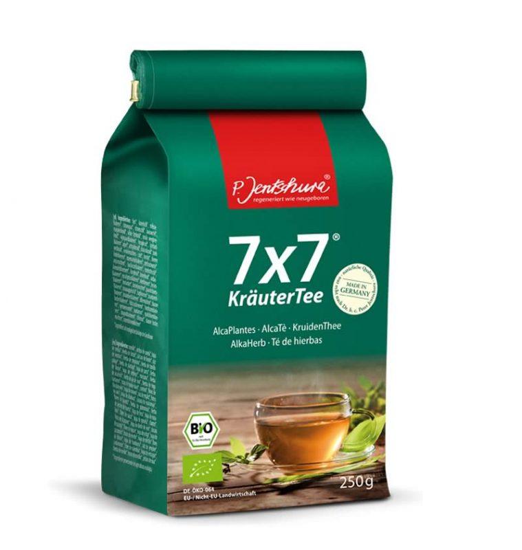 P. Jentschura 7x7 Kruidenthee 250 gram