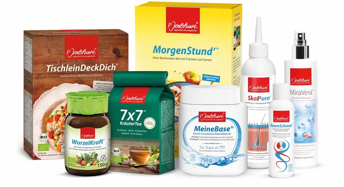 P.Jentschura producten